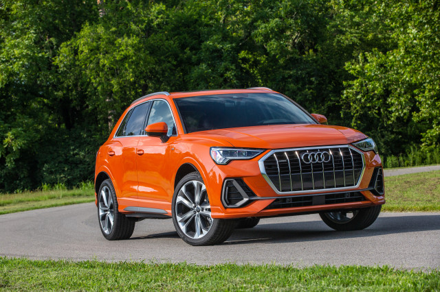 Audi Q3 For Sale - The Car Connection
