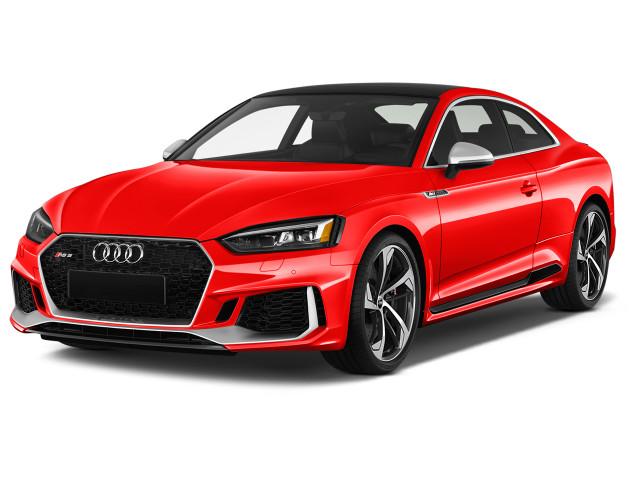 2019 Audi RS 5 Coupe 2.9 TFSI quattro tiptronic Angular Front Exterior View