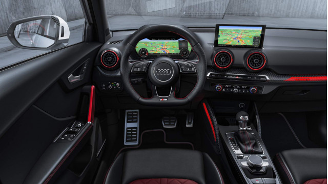 2019 Audi Sq2 Crossover Debuts With 296 Horsepower