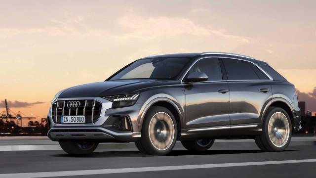 2019 Audi SQ8 TDI