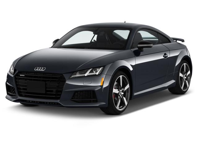 2019 Audi TT 2.0 TFSI Angular Front Exterior View