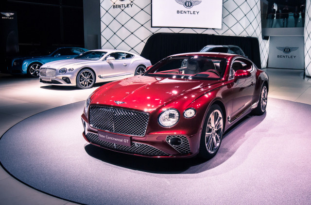 New And Used Bentley Continental Gt Prices Photos