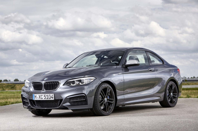 2019 BMW 2-Series