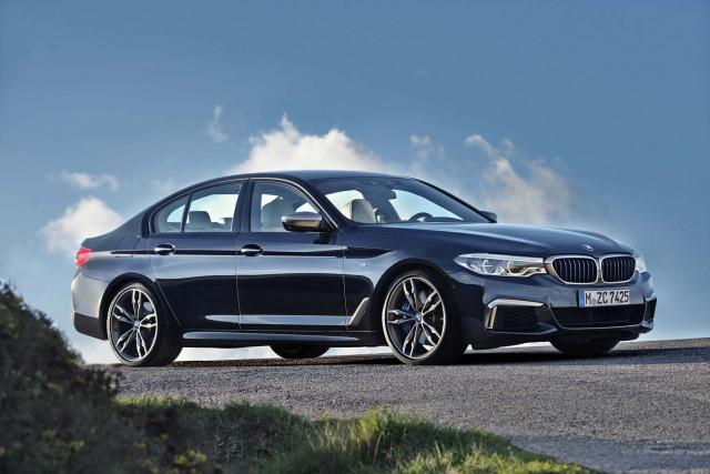 2019 BMW 5-Series (M550i xDrive)