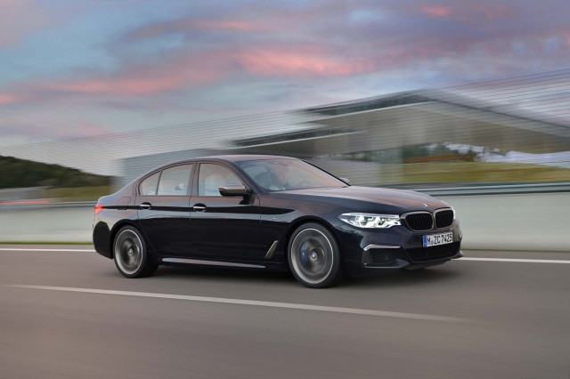 2019 BMW 5-Series (M550i xDrive)