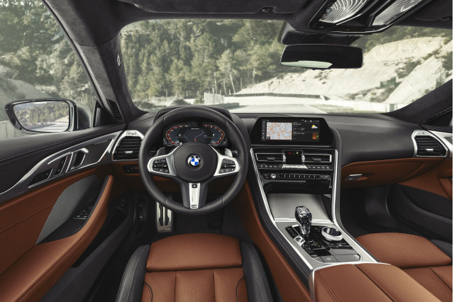 2019 Bmw 8 Series Coupe Return Of The Bodacious Bahnstormer