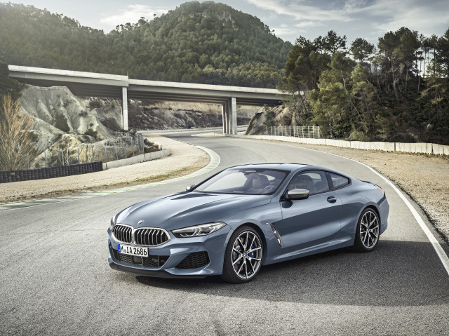 2019 BMW 8-Series (M850i xDrive)