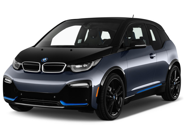 2019 BMW i3 s 120 Ah Angular Front Exterior View