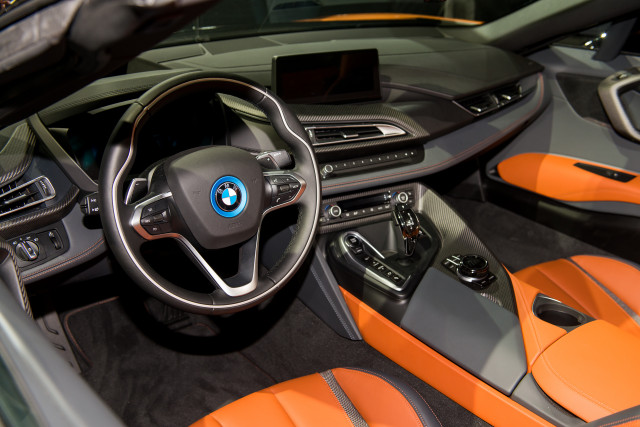 2019 Bmw I8 Roadster 2017 Los Angeles Auto Show