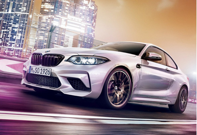 2019 BMW M2 Competition leaked - Image via BMW Blog Slovenia