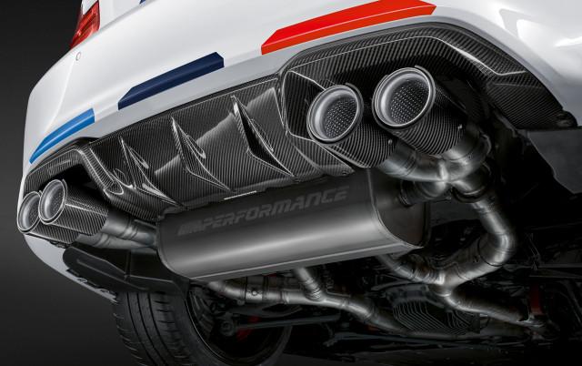 2019 BMW M2 Competition M Performance Parts