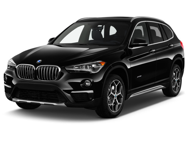 2019 BMW X1 xDrive28i Sports Activity Vehicle Angular Front Exterior View
