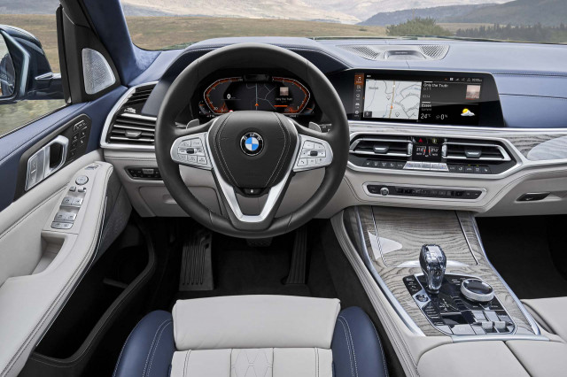 2019 BMW X7