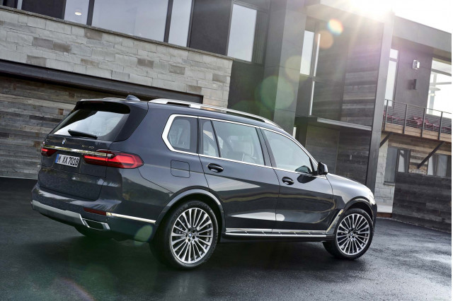 . new X7 is a 7-seater, due here in Spring