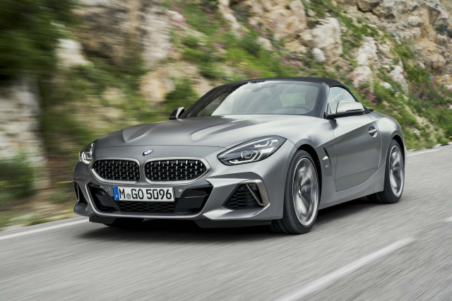 2019 BMW Z4 first look: Back in the roadster game