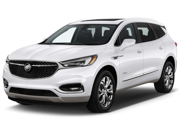 2019 Buick Enclave Review Ratings Specs Prices And
