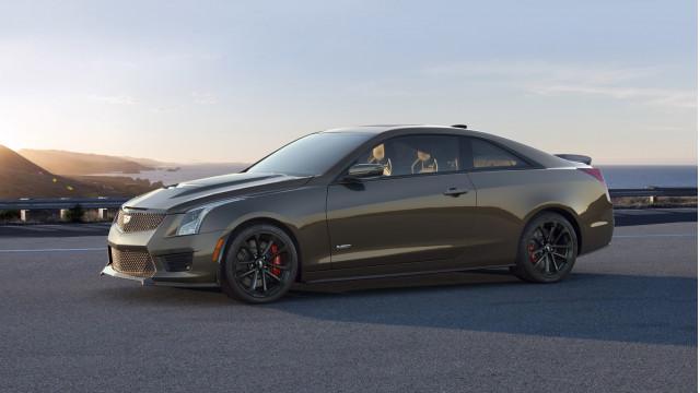 2019 Cadillac ATS-V Coupe Pedestal Edition