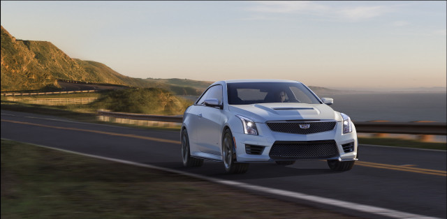 2019 Cadillac Ats V Review Ratings Specs Prices And Photos The