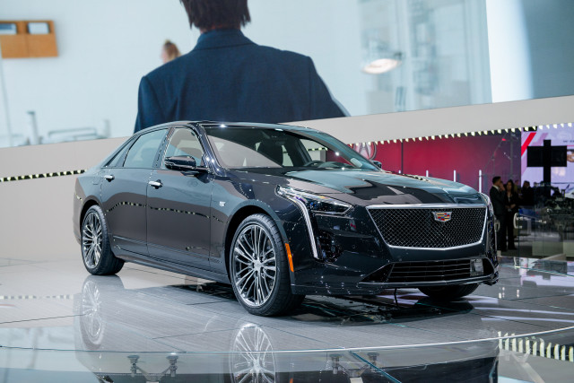 2020 Cadillac CT6 lineup sliced with fewer options and engines