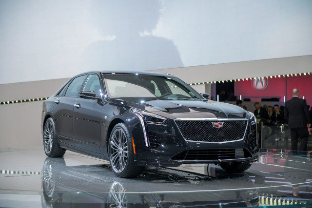 2019 Cadillac Ct6 Review Ratings Specs Prices And Photos The