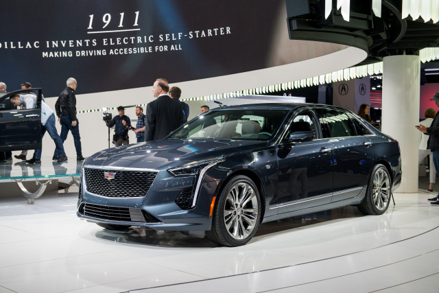 Cadillac Ct6 To Bow Out After 2019 Going Out With Twin Turbo V 8 Glory