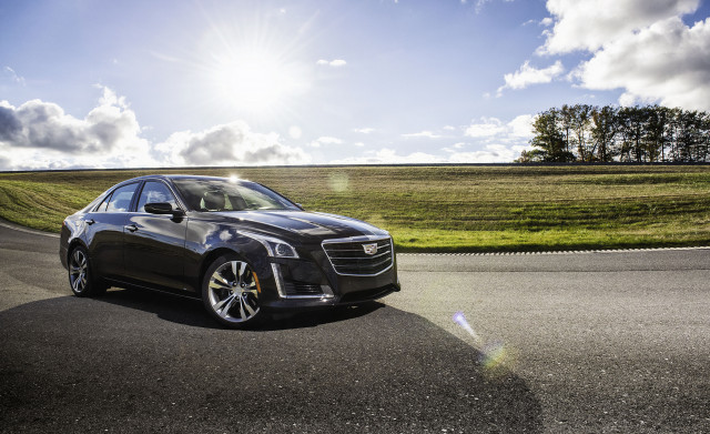2019 Cadillac Cts Review Ratings Specs Prices And Photos The