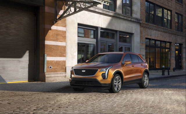 New Cadillac XT4 chases small SUVs from Audi, BMW, Porsche
