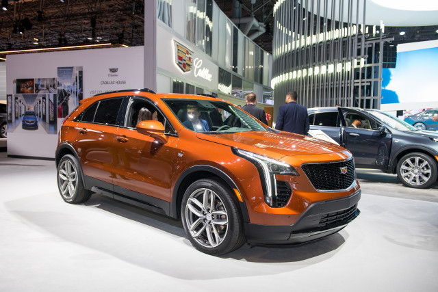 GM abruptly replaces head of Cadillac brand