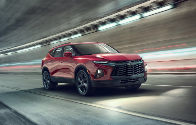 2019 chevrolet blazer chevy review ratings specs prices and Chevy Trailblazer Truck 2019 chevrolet blazer