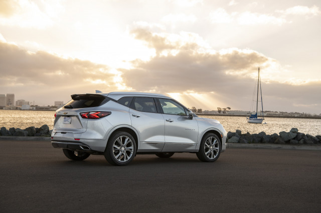First Drive: The 2019 Chevrolet Blazer pulls a bait and