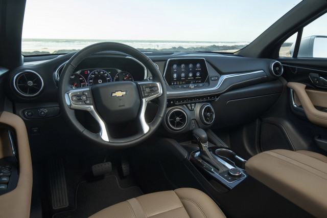 First Drive: The 2019 Chevrolet Blazer pulls a bait and ...
