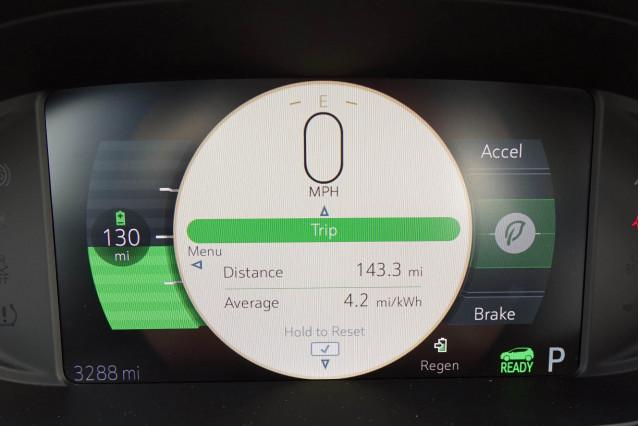 2019 Chevrolet Bolt EV after 143.9-mile roundtrip from Denver to Frisco, Colorado 2019 chevrolet bolt ev