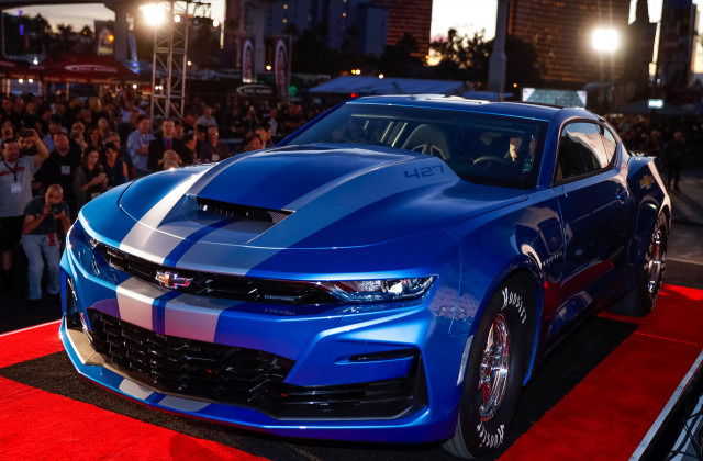 2019 COPO Camaro marks 50 years of Chevy's dragstrip special