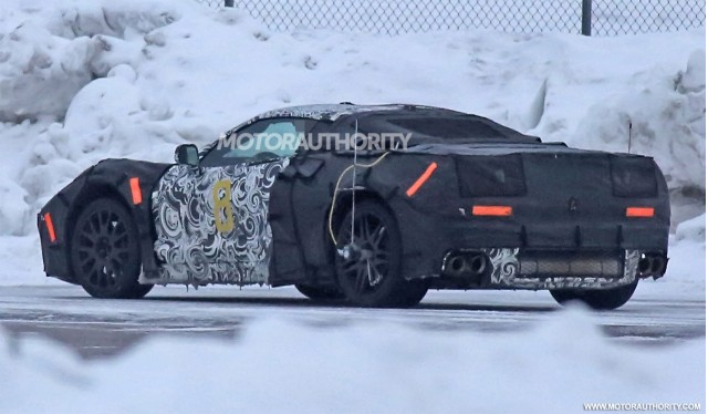 This Could Be The Mid Engine Corvette S Lt7 Twin Turbo V 8