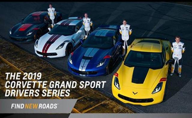 2019 Chevrolet Corvette Grand Sport Drivers Series leaked