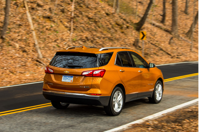 GM recalls 230,000 crossover SUVs and sedans over brake issue