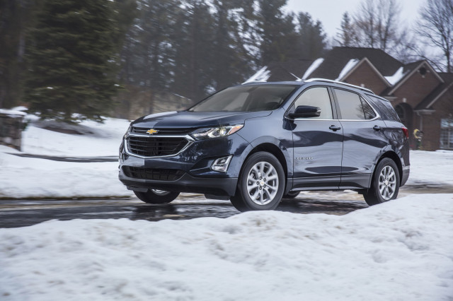 Diesel-powered 2020 Chevy Equinox, GMC Terrain ditch AWD
