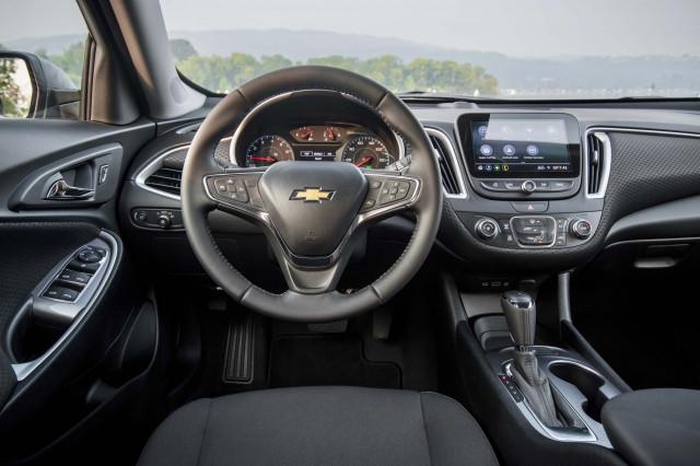 2019 Chevrolet Malibu first drive: Mid-size sedan let down ...