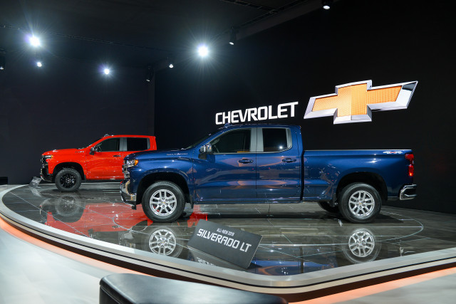 Inline 6 Turbodiesel In 2019 Chevy Silverado Pickup To Be Built In