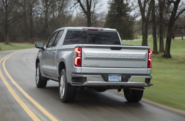 2019 Chevy Silverado Will Offer New Turbo 4 That Can Run On 2 Cylinders