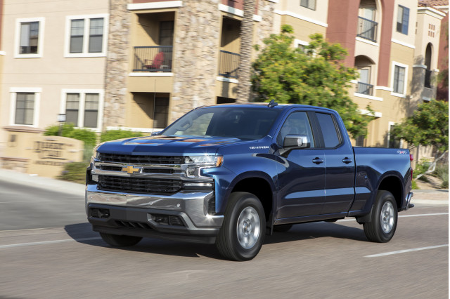 2019 Chevrolet Silverado 1500 diesel engine nabs best-in-class power figures