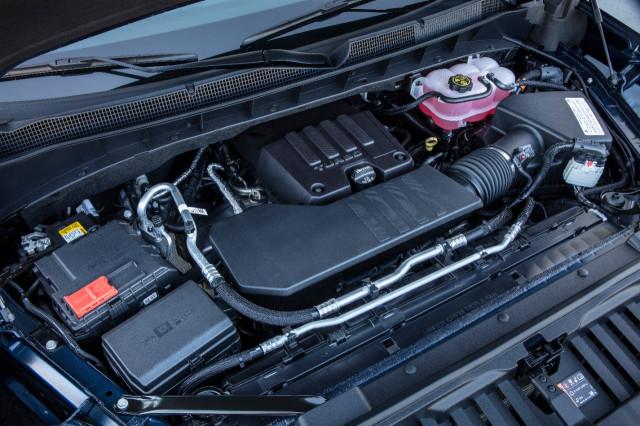 2019 Chevrolet Silverado 1500 2.7T