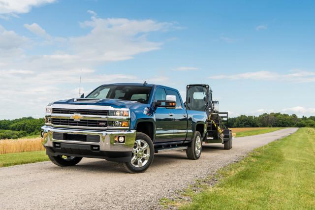 GM recalls Silverado and Sierra HD diesels again for block-heater issue