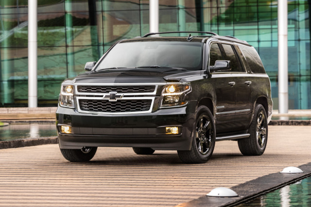 GM recalls 638,000 SUVs and pickups for sudden braking