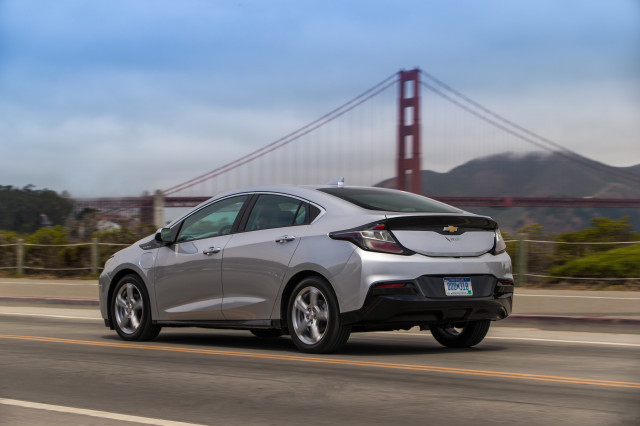 Chevrolet Volt upgraded with faster charging