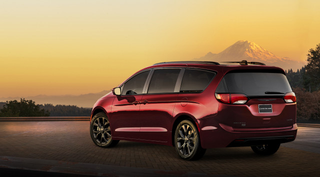 Blow out the candles: 2019 Chrysler Pacifica celebrates minivan's 35th birthday