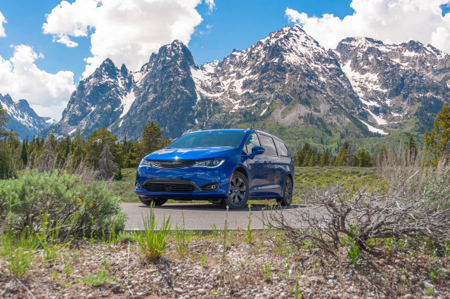 2019 Chrysler Pacifica Hybrid