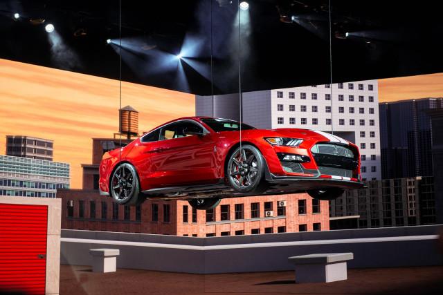 2019 Detroit auto show highlights