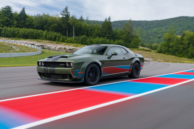 Chrysler to electrify the next Dodge Challenger, boot the V-8?