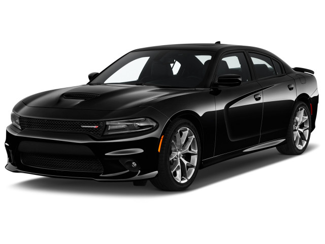 2019 Dodge Charger GT RWD Angular Front Exterior View